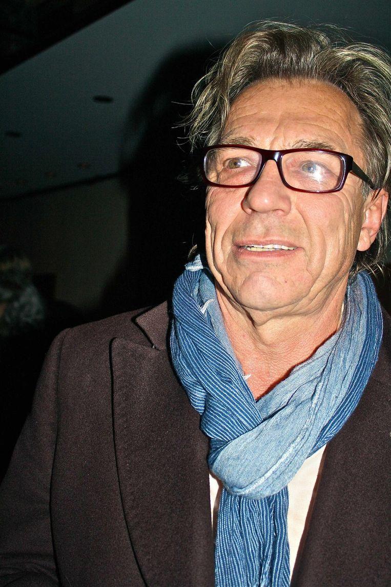 Jan Mulder, goede vriend van Campert.  <br /><br /> Beeld null