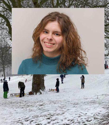 Tamara (20) kan niet naar buiten in deze kou: 'Ik heb het syndroom van Raynaud'