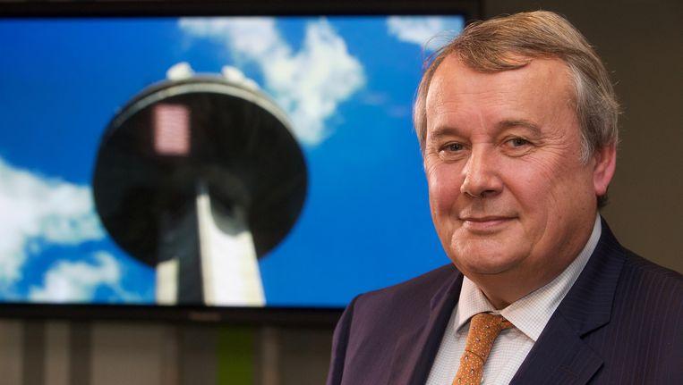Paul Lembrechts, de nieuwe CEO van de VRT. Beeld BELGA