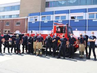 Brandweerzone Oost trekt opnieuw naar Verviers om ravage te helpen opruimen