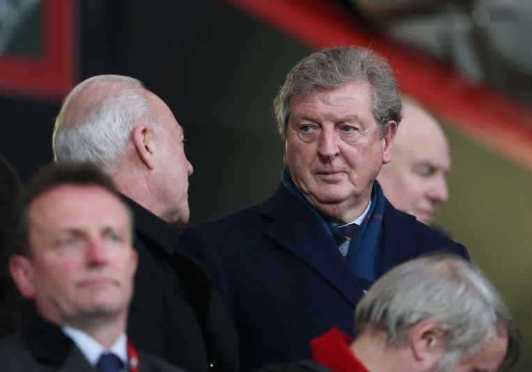 Roy Hodgson. Beeld Photo News