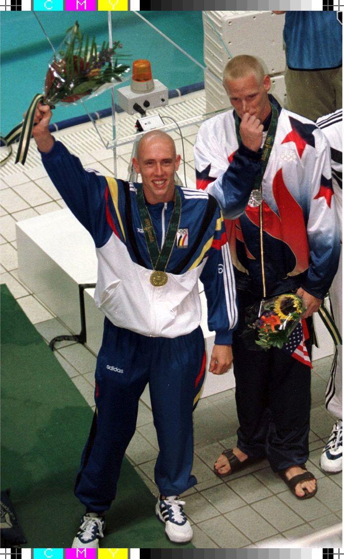 Fred Deburghgraeve won goud.