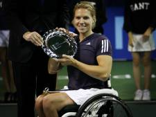 Paralympisch kampioen én Woerdens boegbeeld Esther Vergeer: Succes is inspirerend