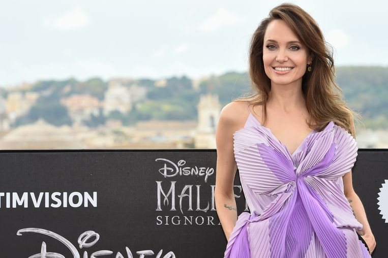 Angelina Jolie. Beeld Getty Images