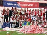Het kampioensjaar van Ajax in cijfers: Daley Blind is zijn vader voorbij, nul goals uit vrije trappen