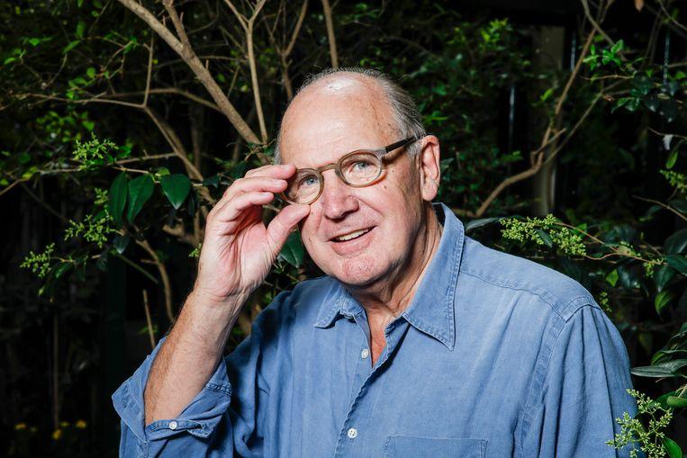 Philip Freriks: 'Bedankt worden als presentator is altijd pijnlijk. Daar bestaat geen goede oplossing voor.' Beeld ANP Kippa