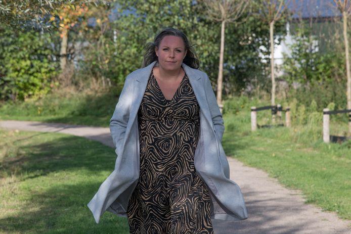 Annet Bruggeman werd na vier jaar plotseling op straat gezet door GPS in Nunspeet.
