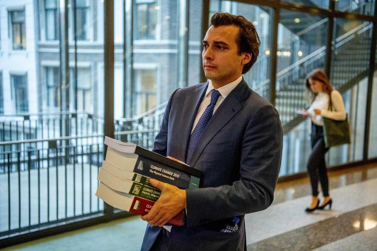 De Nederlandse politicus Thierry Baudet. Beeld ANP