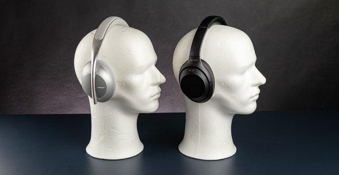 De Bose NC700 en de Sony WH-1000XM3