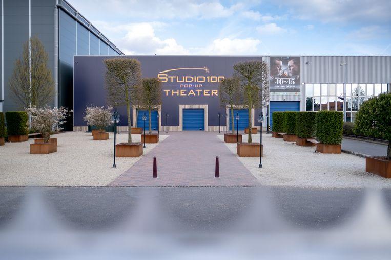 Studio 100 blijft nog minstens tot 2023 in Puurs-Sint-Amands met het Pop-Up Theater.