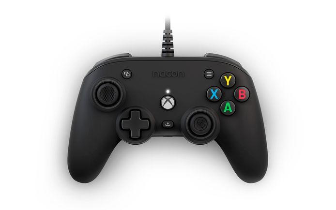 De Pro Compact-controller van Nacon, voor de Xbox-consoles en de pc.