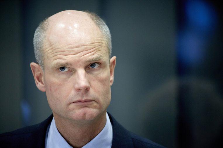 Stef Blok, minister voor Wonen en Rijksdienst. Beeld anp