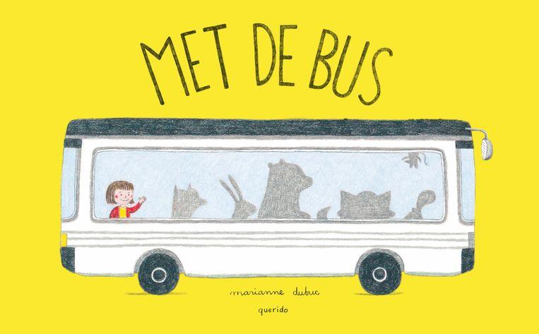 Marianne Dubuc: Met de bus Beeld null