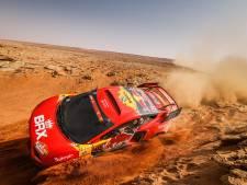Sébastien Loeb abandonne au cours de la 8e étape du Dakar