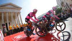KOERS KORT. Procontinentaal team Manzana Postobon stapt per direct uit wielersport