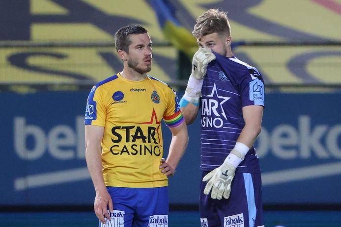 Dries Wuytens en Nordin Jackers.
