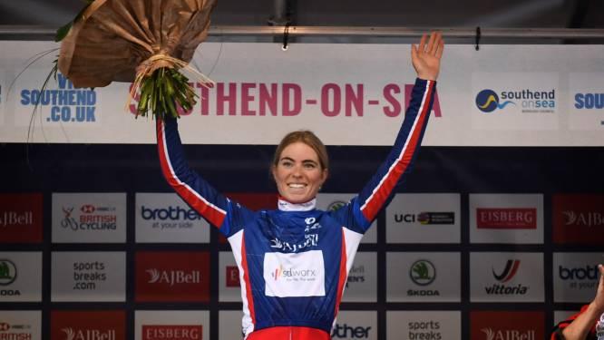 Wielersuccessen: Demi Vollering wint Women's Tour, eerste profzege Bram Welten