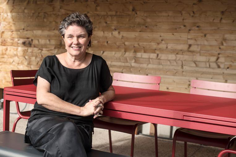 Caroline Copers is secretaris van de Vlaamse vleugel van de socialistische vakbond ABVV. Beeld Eva Beeusaert