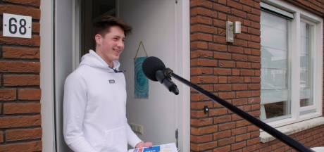 Schoonspringer Bram Meuledijks is Sporter van het Jaar in Bergeijk