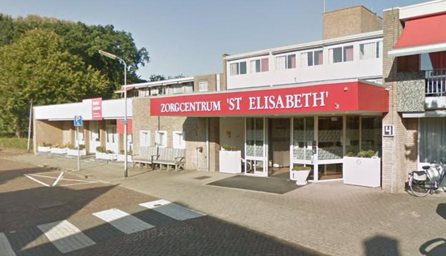 Het woonzorgcentrum Sint Elisabeth in Halsteren