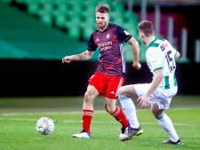 Feyenoord krijgt slecht nieuws over Bart Nieuwkoop