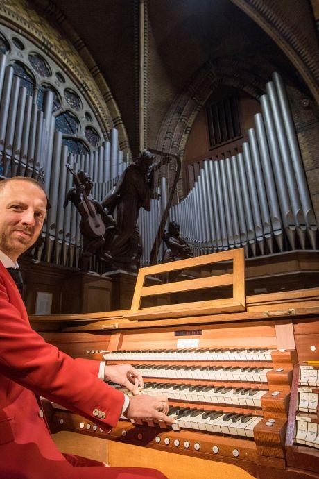Amersfoorter Hans van Haeften wint hoogste prijs op orgelimprovisatieconcours in Keulen