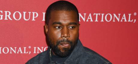 Kanye West deelt foto van zijn kampeerplek in stadion Atlanta