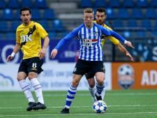 Brian De Keersmaecker, diskjockey als er niet getraind wordt bij FC Eindhoven