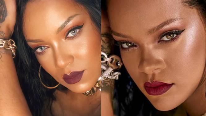 Zoek de zeven verschillen: dit is de dubbelgangster van Rihanna