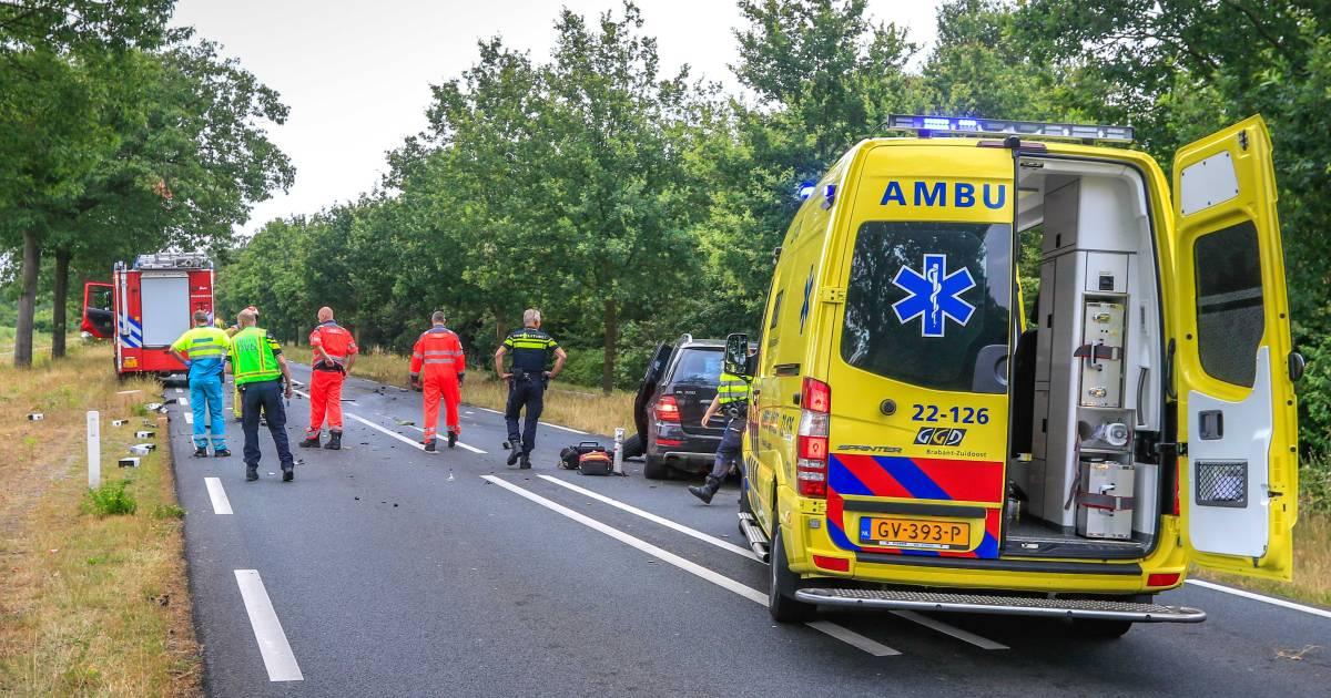 Hulpverleners te laat bij ongevallen door omslachtige noodoproep.