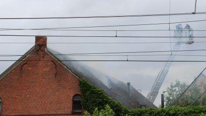 Brandstichting in voormalig keukenbedrijf dat al jaren leegstond