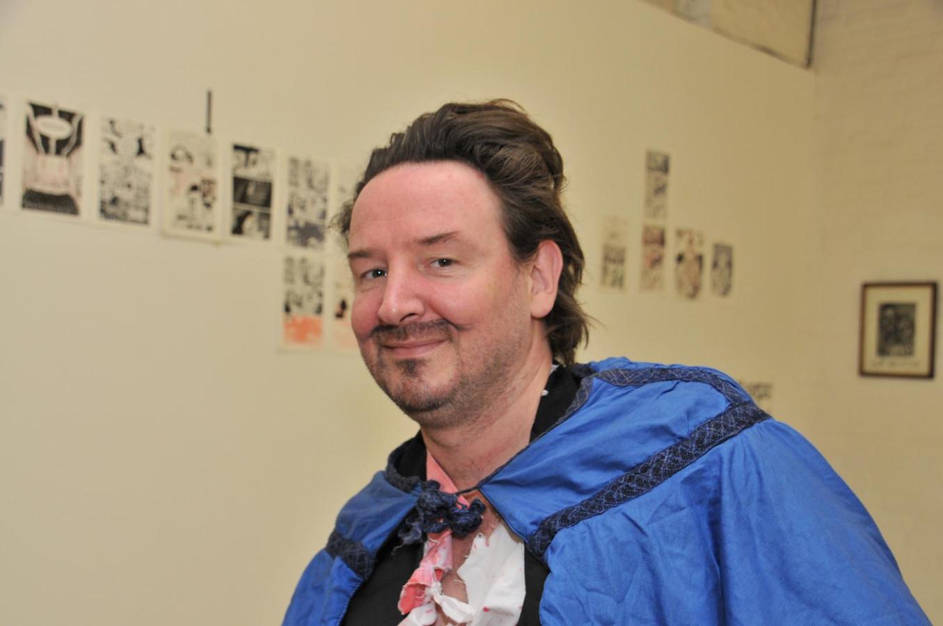 Vitalski en een waaier aan artiesten treden op in zaal Cecilia.