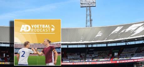Podcast | 'Bij Feyenoord raakt het ballonnetje simpelweg een keer leeg'
