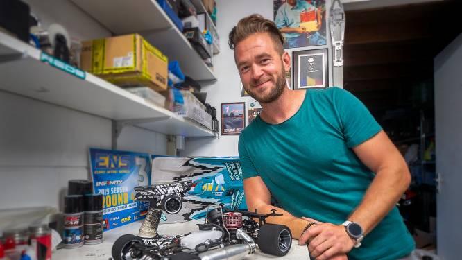 Speelgoedautootjes? Willebrorder John Ermen is Nederlands kampioen RC Racing: 'Dit is mijn leven'