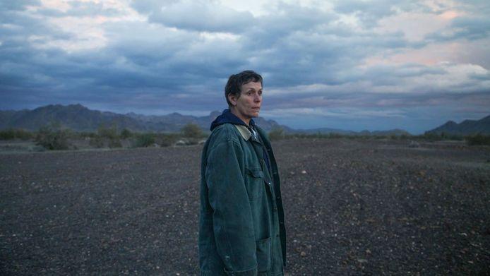 """""""Nomadland"""", meilleur film aux Oscars, sort mercredi au cinéma."""