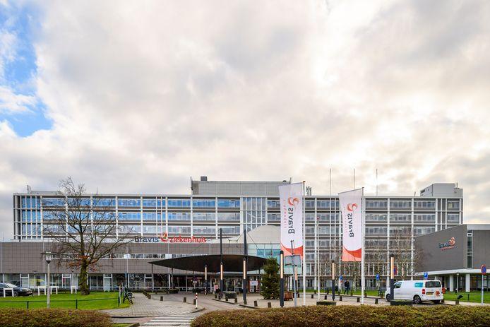 Het Bravis ziekenhuis in Roosendaal.