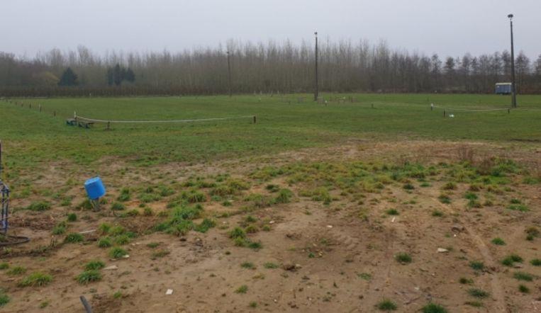 Op deze site wil de gemeente een recreatieproject maken.