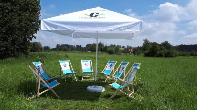 Oostrozebeke pakt uit met zomerse picknick aan de Mandel