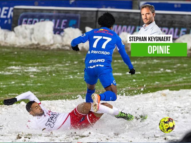 """Ook onze chef voetbal vindt dat het zaterdagavond werkelijk nergens op trok: """"Only in Belgium"""""""