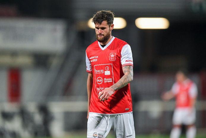 Thibaut Van Acker verdedigt momenteel nog de kleuren van het Nederlandse MVV. Komende zomer stapt de middenvelder over naar Lierse Kempenzonen.