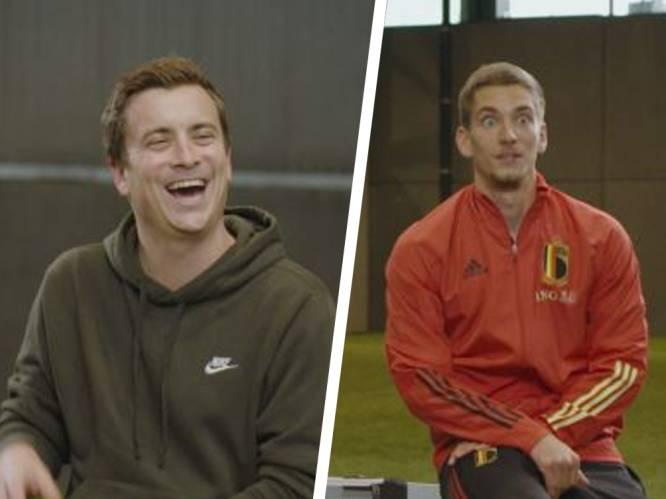 """Niels Destadsbader pingpongt met Dennis Praet: """"Na mijn overstap van Italië naar Leicester dacht ik wel: 'Waar ben ik nu beland?'"""""""