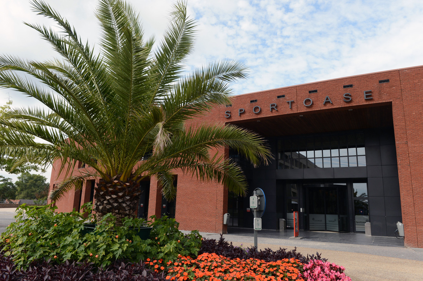 Sportoase aan de Philipssite in Leuven.