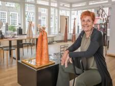 Met haar galerie in Thoolse binnenstad ziet Gerda Glerum haar droom uitkomen
