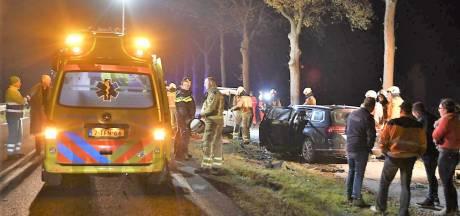 Groot ongeluk in Havelte