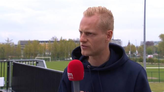"""Deschacht over carrière, kinderen en leven als ex-voetballer: """"Wat ik nu ga doen? Misschien analistenwerk of T2, maar eerst heb ik mentale rust nodig"""""""