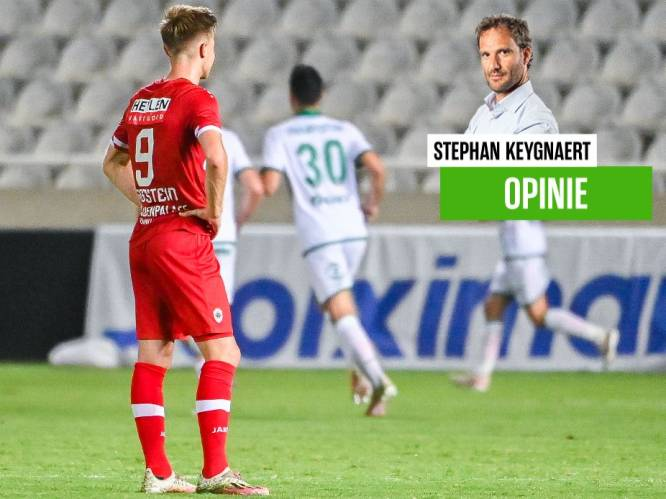 """Onze chef voetbal slaakt noodkreet na desastreuze Europese avond: """"Een vehikel dat in sneltreinvaart op de muur afstevent"""""""
