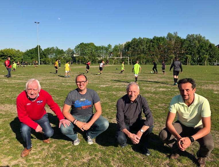 De nieuwe bestuursleden willen van FC Strombeek 1932 vooral een 'familiale club' maken.