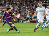 Messi voltooit hattrick tegen PSV