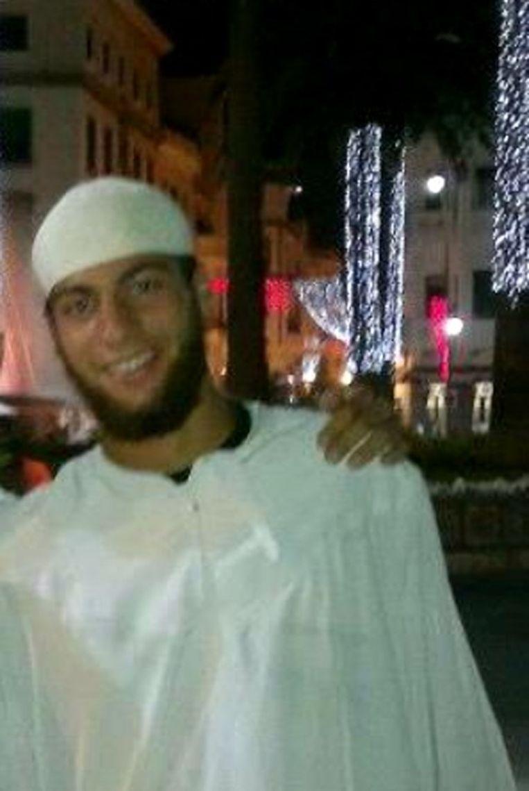 Verdachte Ayoub El Khazzani.