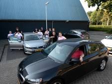 Helmonds handbalteam Swift op pad voor verre uitwedstrijden: ongedoucht terug in de auto